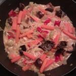 Veganes Wok-Gericht